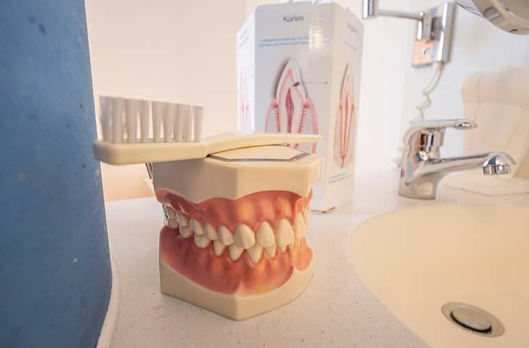 Qualität in der Zahnarztpraxis Dr Holzapfel Poing